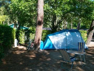 Emplacement de camping Domaine de La Marina