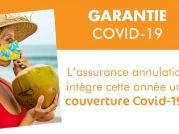Garantie Covid-19 Camping Domaine de la Marina